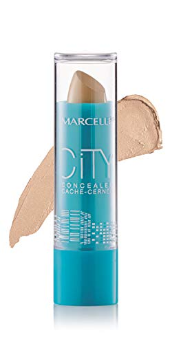 Marcelle City Concealer, Fair, Hypoallergenic and Fragrance-Free, 0.14 oz