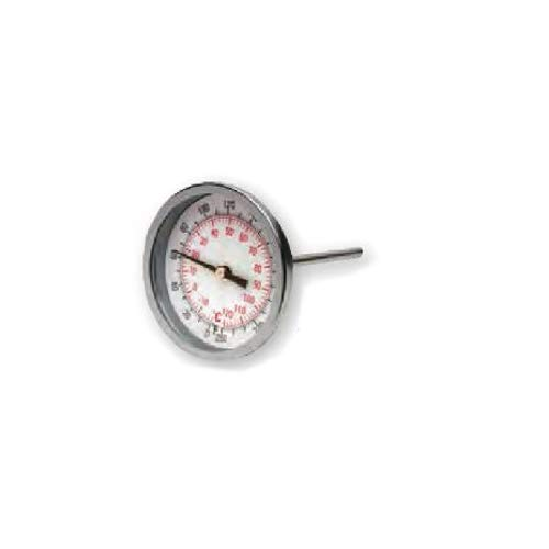 Bel-Art Products 61310-7200, DURAC Bi-Metallic 3'' Dial Thermometer (Pack of 5 pcs)