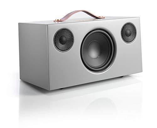 Audio Pro Addon T10 gen2 Gris Altavoz - Altavoces (Inalámbrico y alámbrico, 3.5mm/Bluetooth, 45-22000 Hz, Gris)