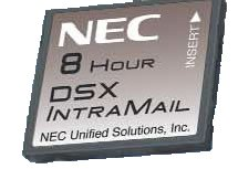 Vm Dsx Intramail 4 Port 8 Hour Voicemail by NEC DSX Systems