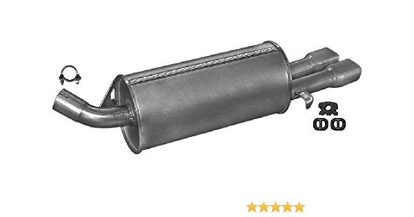 ETS-Exhaust ETS-117 Silenciador Trasero