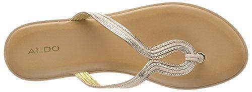 Aldo Women's Orietta T-Bar Sandals Beige (Nude 3 32) sCTaSTL
