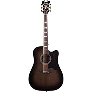 D Angelico Premier Madison Jumbo Acoustic Electric Guitar