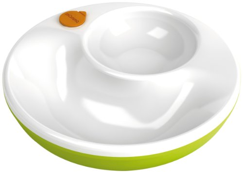 Lansinoh Momma 75421 Warm Plate with Water Chamber and Non-Slip Base Green