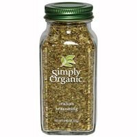 Simply Organic Italian Seasoning ( 1x.95 OZ) ( Multi-Pack) by Simply Organic