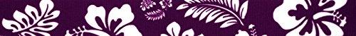 Country Brook Design 5/8 Inch Purple Hawaiian Grosgrain Ribbon, 5 Yards