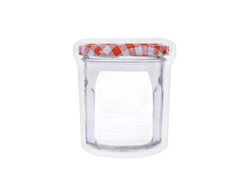 Kikkerland Jam Zipper Small Clear product image