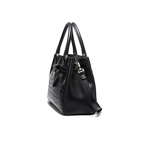 Black élégant AJLBT Sac Mode Main Sac à Sacoche Polyvalent Femme Simple Portable PFzrwPx7