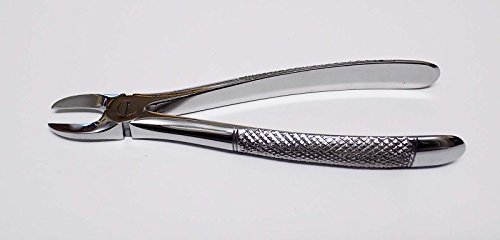 Extracting Forcep For Separating Upper Molars # 54 With Serrated Tips by Tasrou (Image #1)