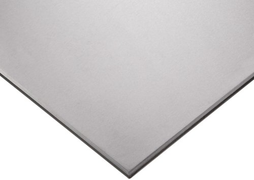 6061 Aluminum Sheet, Unpolished (Mill) Finish, O Temper, ASTM B209/AMS 4025, 1/8