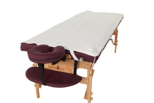 Ironman 30-Inch Astoria Massage Table with Heating Pad and Carry Bag