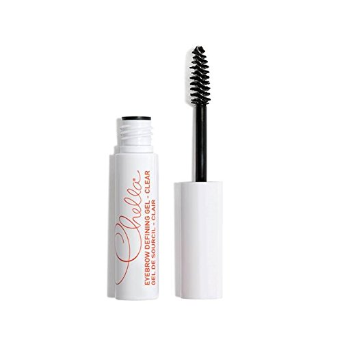 Chella Eyebrow Defining Clear Gel to Lift and Hold the Eyebrow Hairs and Groom Them Into Place - Clear (4mL / 0.14 oz.) -
