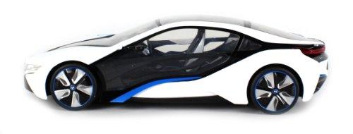 Amazon Com Rastar Bmw I8 Concept 1 14 Rtr Electric Rc Car By