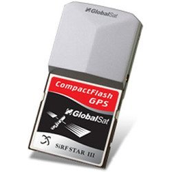 GPS Receiver w/ Compact Flash -