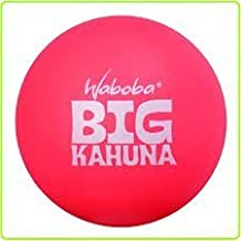Waboba Big Kahuna Ball - 3.5 Inches - Bounces on Water - ORANGE by Waboba