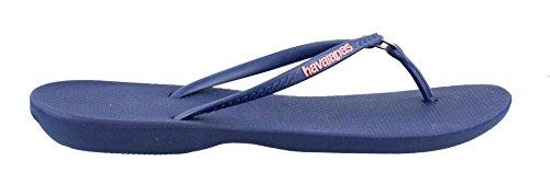 Pictures of Havaianas Women's Flip Flop Sandals Ring 4132615 Blue 1