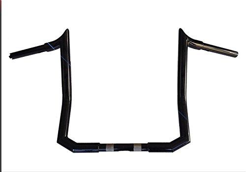 14 Inch Ape Hangers - 4