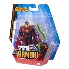 Steel Power Superman--- Total Armor-- Batman the Brave and the Bold (Superman Batman The Brave And The Bold)