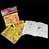 U.S. Toy Coloring Books