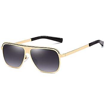 LKVNHP Gafas De Sol Cuadradas Extragrandes De Moda para ...