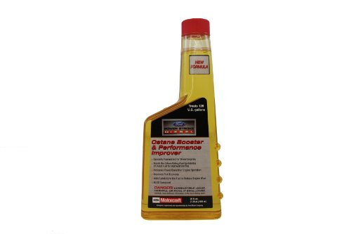 Ford Genuine Fluid PM-22-A ULSD Compliant Cetane Booster and Performance Improver – 20 oz.