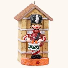 Sweet Little Soldier 2008 Hallmark Keepsake Ornament (Toy Soldiers Christmas)