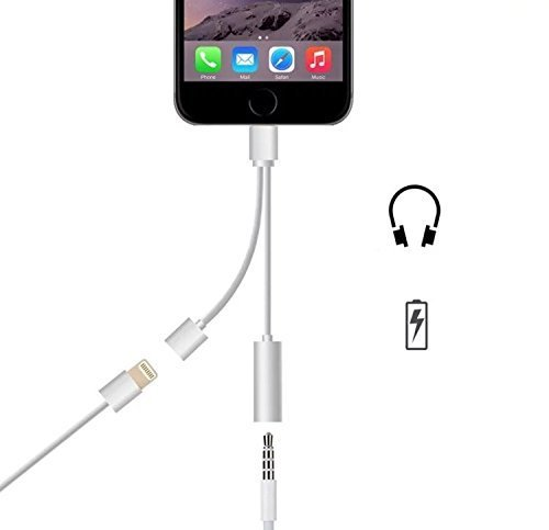 Evolv iPhone Earphone Charger Adapter product image