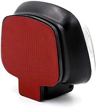 EUEMCH LEDライト付き車の灰皿灰皿車のインテリアアクセサリー