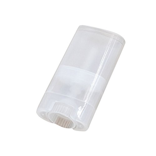 Oval Lip Balm Containers - 8