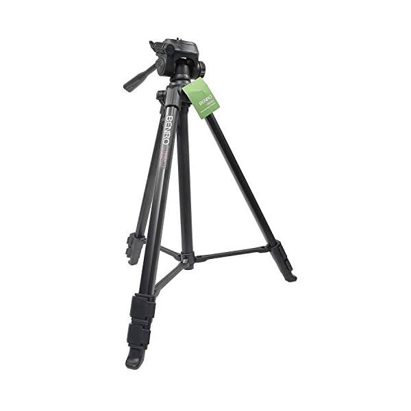RetinaPix Benro T800EX Photo and Video Tripod Aluminium
