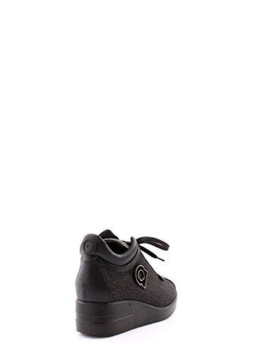 AGILE POR zapatillas de deporte de las mujeres RUCO consonancia con cuña ARGEGNO JAPÓN 226 amarillento negro