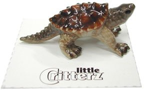 Little Critterz Jaws Snapping Turtle