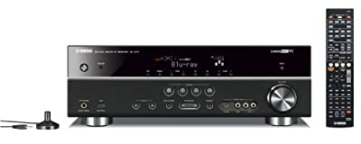 Yamaha RX-V471BL 5.1- Channel AV Receiver (Discontinued by Manufacturer)