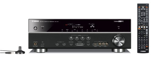 Yamaha RX V471BL Receiver Discontinued Manufacturer
