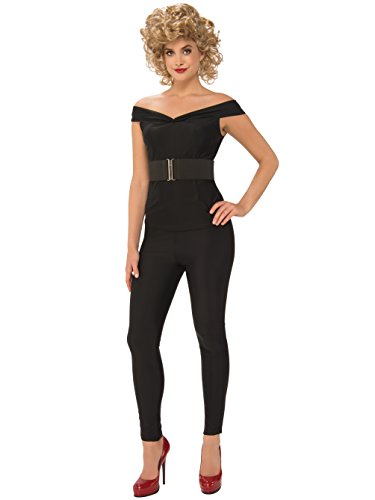 Rubie's Costume Co Women's Grease, Bad Sandy Costume, As Shown, Standard]()
