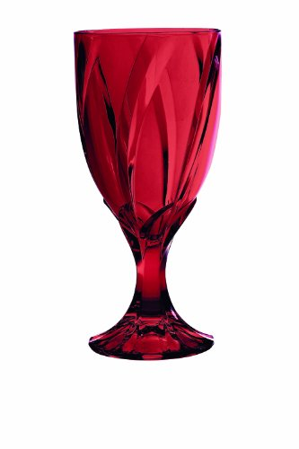 UPC 037725803340, Noritake Breeze Red 12-Ounce Goblet, set of 4