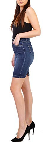 Vita Jeans Stretch Denim A 44 Onado 36 Da Donna Pantaloni Slim Regular Blu gw5YqX