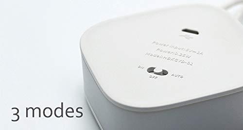 White Smart Motion Sensor Night Light