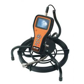 General Wire GM-C Gen-Eye Micro-Scope Video Inspection System, 33' Micro Push-Rod,Color ()