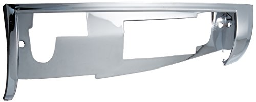 OE Replacement Jeep Cherokee/Wagoneer Passenger Side Grille Molding (Partslink Number ()