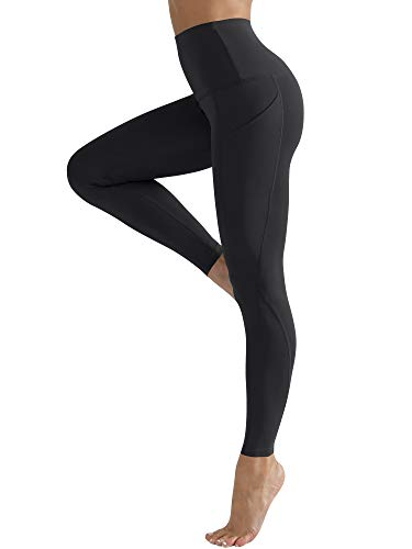 Cadmus High Waist Yoga legggings,Tummy Control, Workout Pants with Pockets for Womens