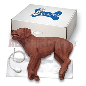 Price comparison product image Simulaids - CasPeR The CPR Dog by Simulaids