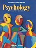 Psychology : Principles in Practice, Harcourt School Publishers Staff, 0030185742