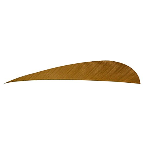 TRU-FLITE Trueflight Feathers Parabolic Solid Color 4 RW ...
