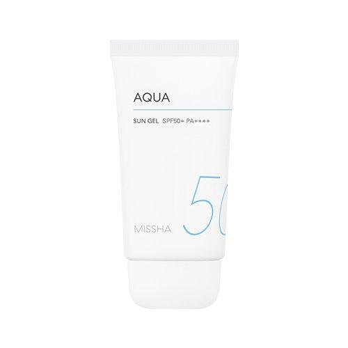 Missha All Around Safe Bloc Aqua Sun Gel, doux, essence, Daily, Waterproof Sun (Aqua Sun Gel) SeHOON