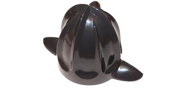 Cono exprimidor Philips. Color Negro. Mod. HR3962/01 . Recambios Originales: Amazon.es