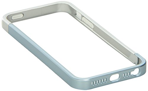 (Spigen Linear EX Slim iPhone 5 Case for iPhone 5 - Metal Blue )