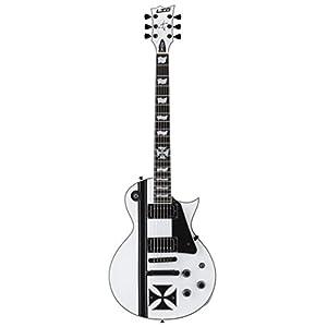 LTD 310733 James Hetfield Iron Cross SW E-Gitarre