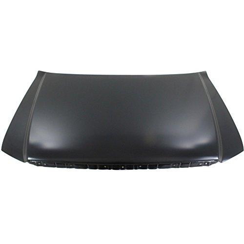Evan-Fischer EVA170071114105 Hood for F-150 04-08 Steel New Body Style (Body Hood Parts Auto)