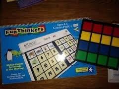 FunThinkers Book 1 Ages 4-6 Grades PreK-1 pdf epub